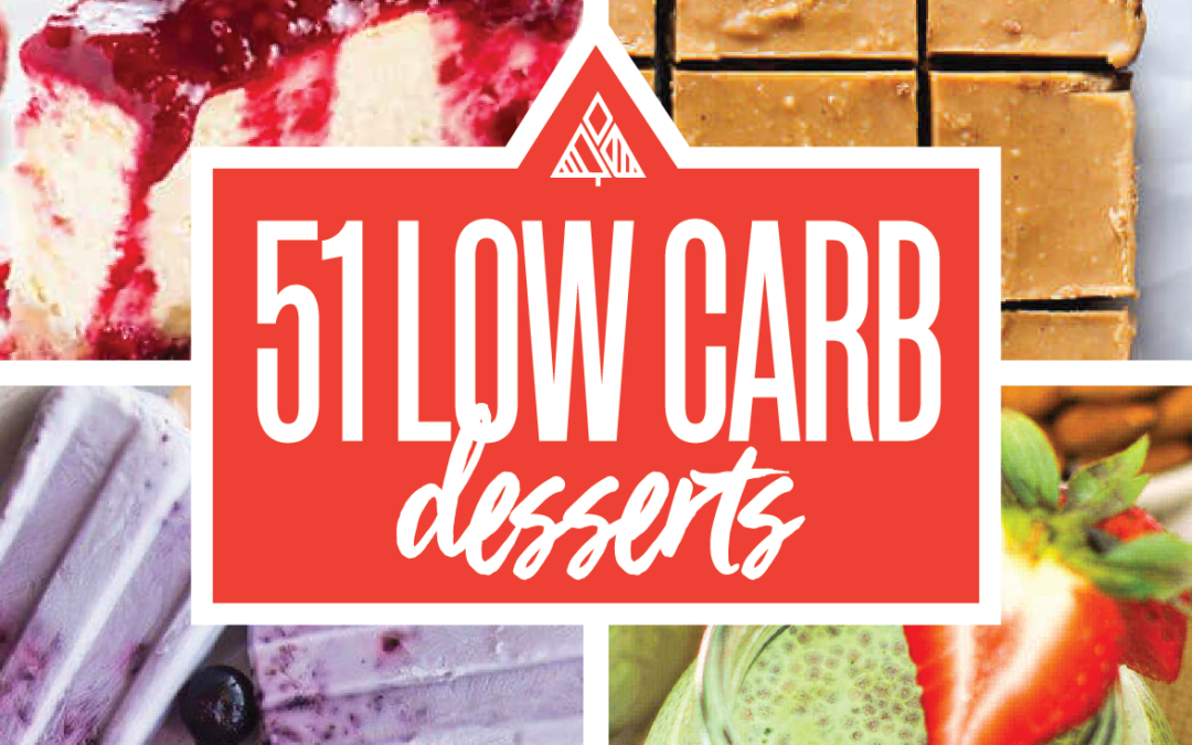 51 Low Carb Desserts For Every Craving