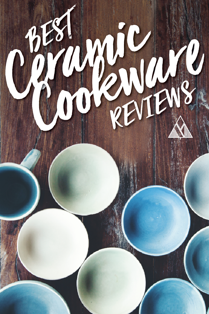 Best Ceramic Cookware Reviews | The Little Pine