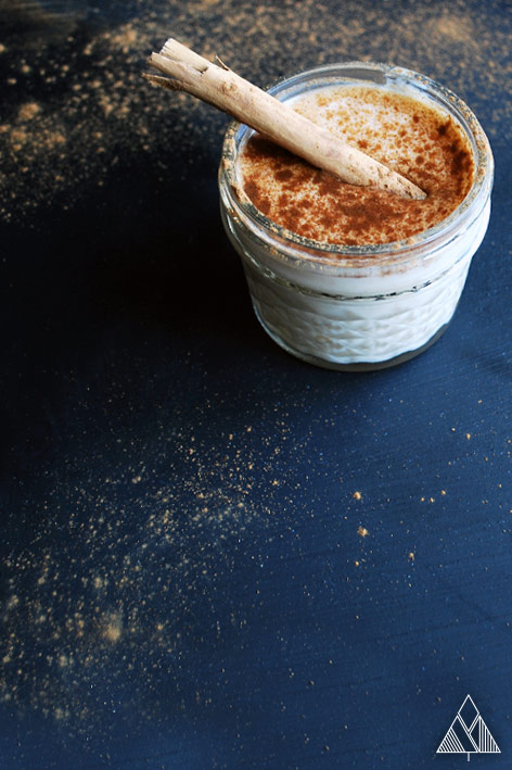 Kefir Chai Latte | The Little Pine