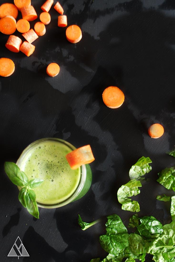 Mean Green Drink Recipe