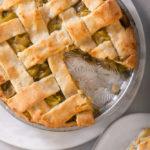 Low Carb Keto Apple Pie (Epic Apple Hack!)