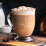 Low Carb Keto Pumpkin Spice Latte (5 Minute!)