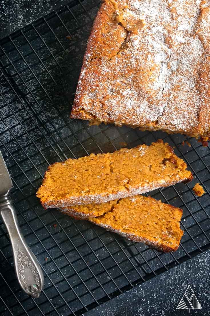 Butternut Squash Bread | The Little Pine