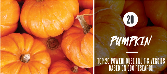 Top Powerhouse Fruit and Vegetables | The Little Pine
