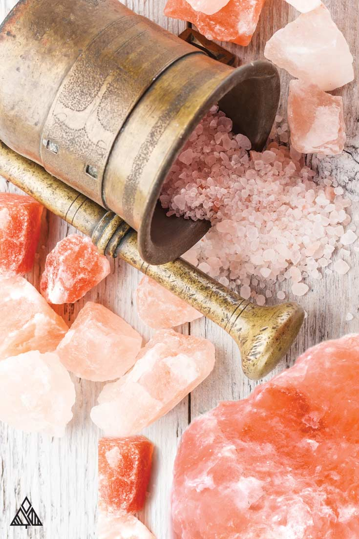 Himalayan Salt Lamp Benefits | The Little Pine