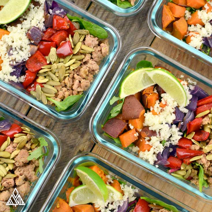 the 13 best meal prep containers little pine low carb. Black Bedroom Furniture Sets. Home Design Ideas