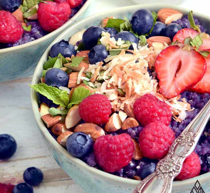 The Ultimate Quinoa Breakfast Bowls