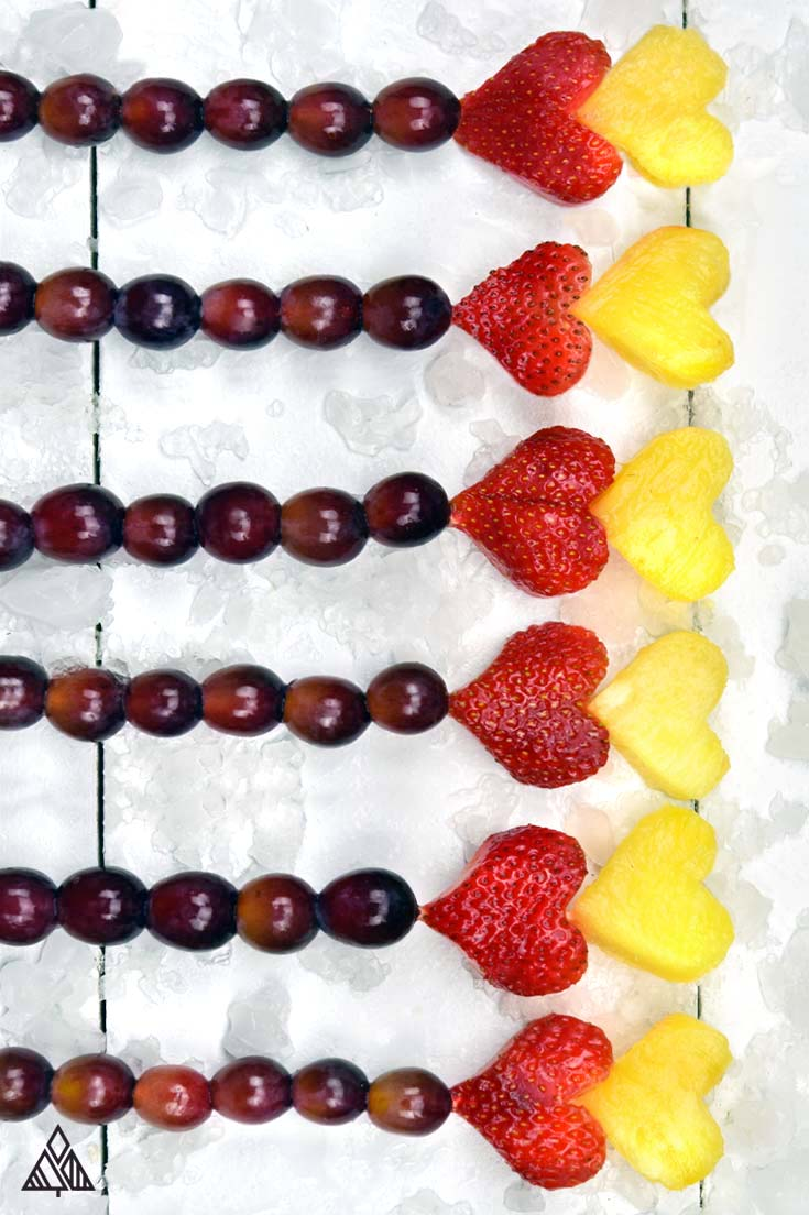 Fruit Kabob | The Little Pine