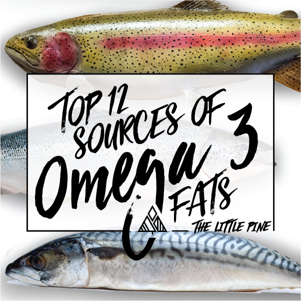 12 Foods High In Omega 3 Fats