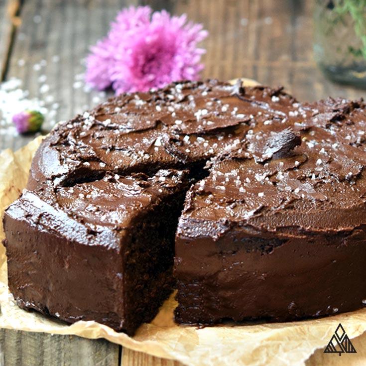 Gluten Free Cake – Chocolate, Paleo, Deliciousness