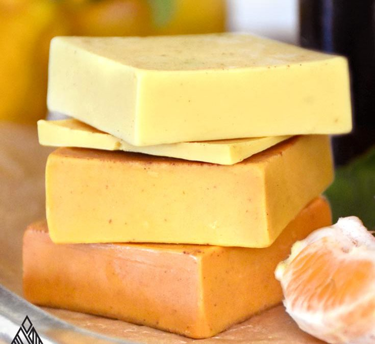 Super Easy Goats Milk Soap 5 Ways