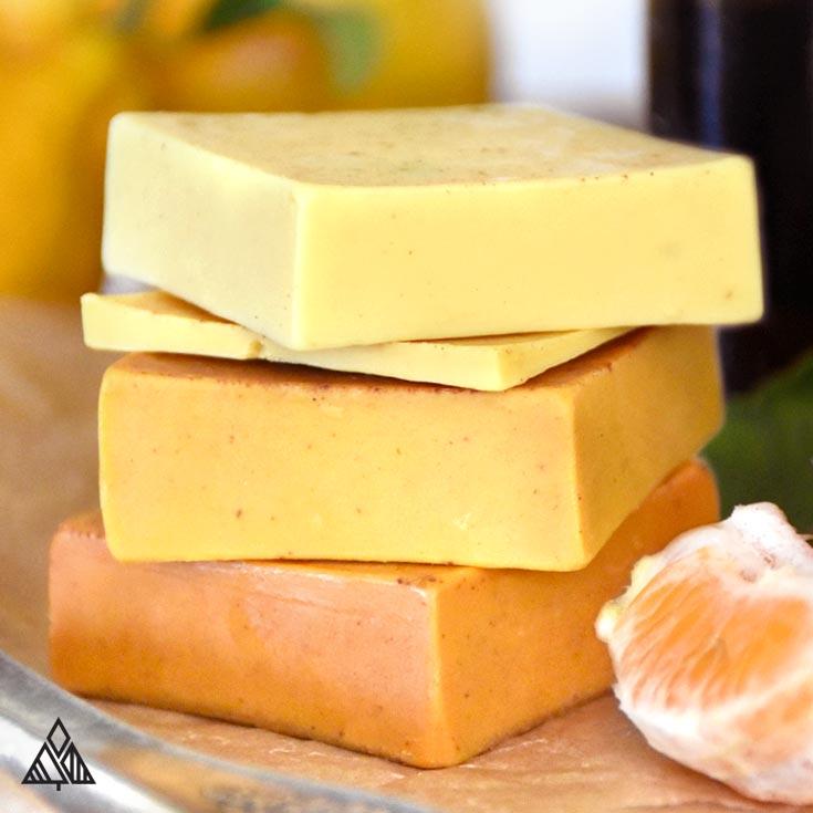 Super Easy Goats Milk Soap 5 Ways