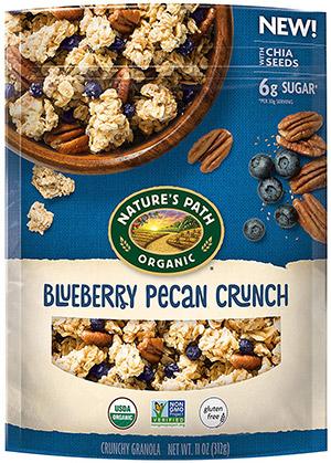 box of granola gluten free cereal
