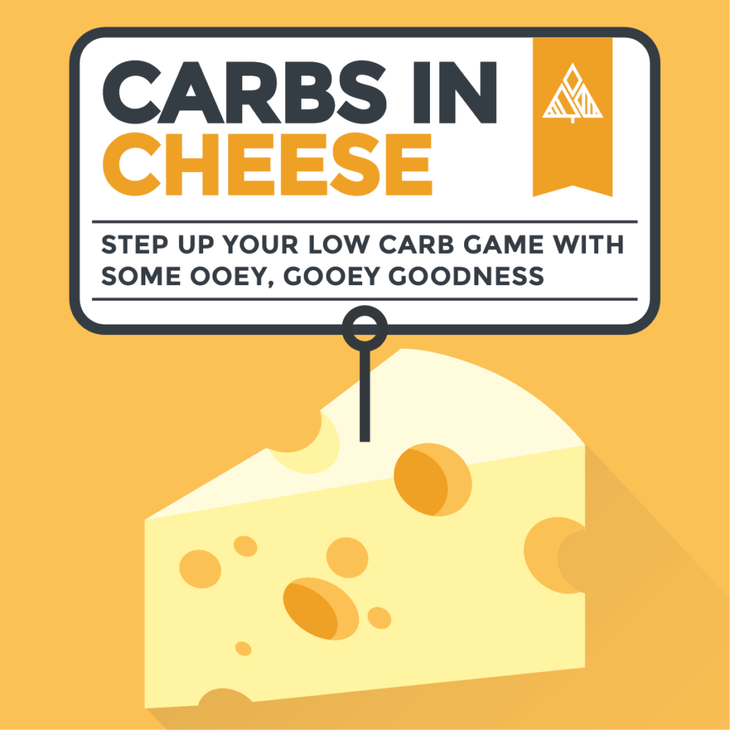 carbs in american cheese