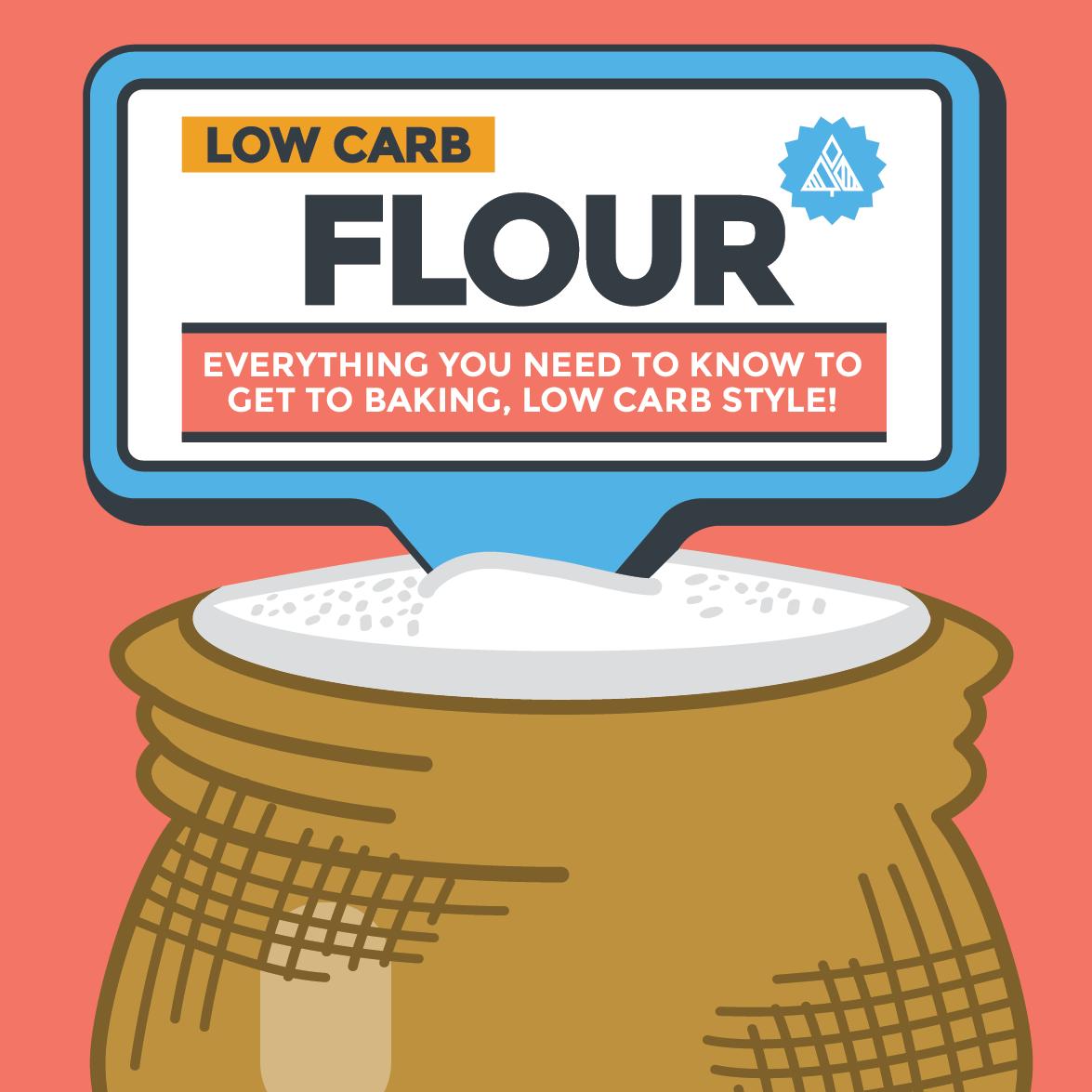 Low Carb Flour 101