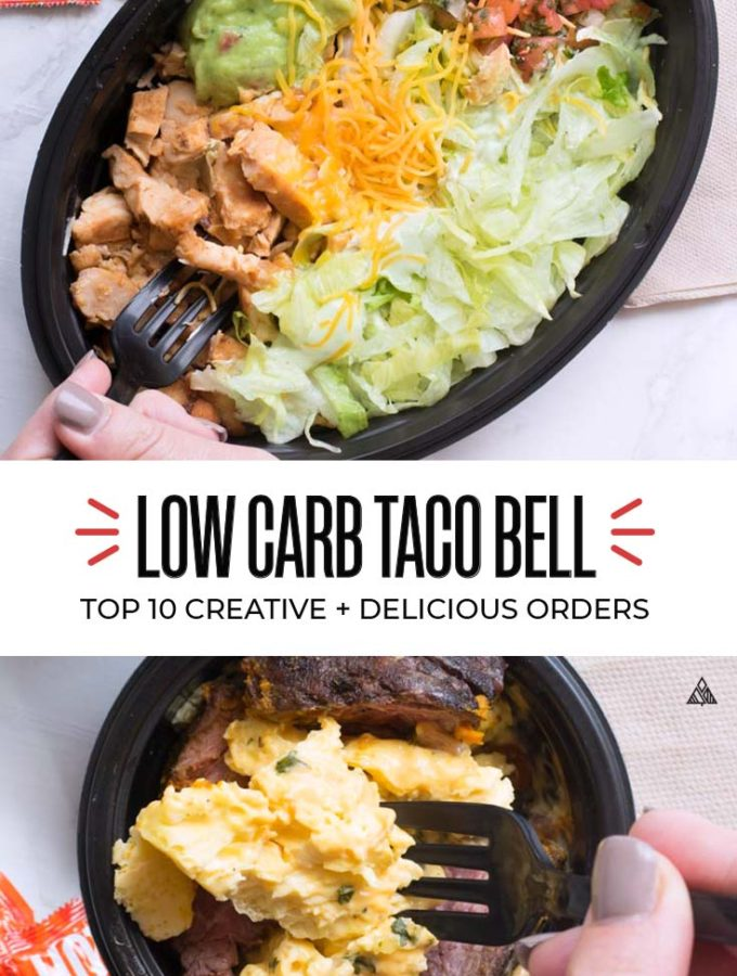 Low Carb Taco Bell – Top 10 Low Carb and Delicious Items