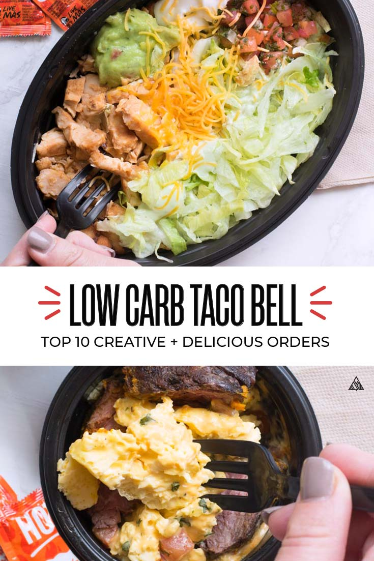 Low Carb Taco Bell Top 10 Low Carb And Delicious Items