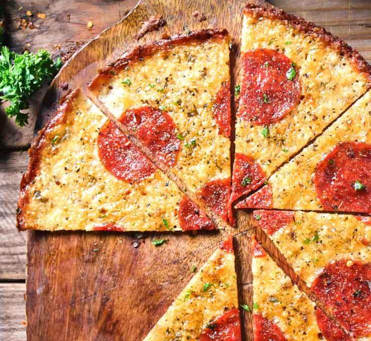 Crustless Pizza Perfection