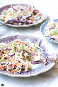 Low Carb Coleslaw