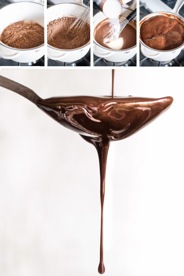 How To Make Chocolate Syrup With Stevia