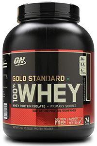 best tasting protein powder container