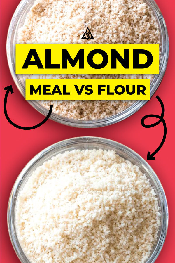 Almond Meal vs. Almond Flour