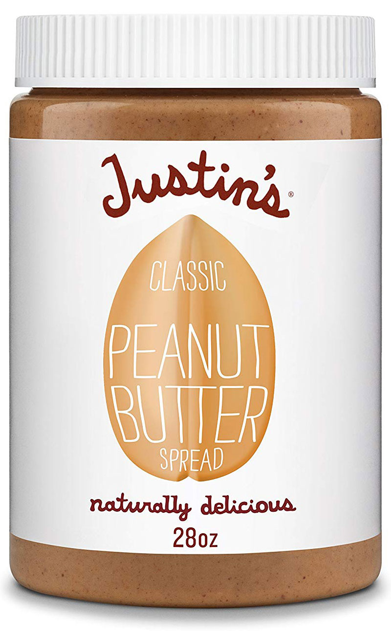jar of low carb peanut butter