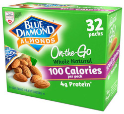 nut packs, no carb snacks