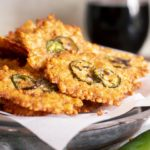 place of jalapeno parmesan crisps
