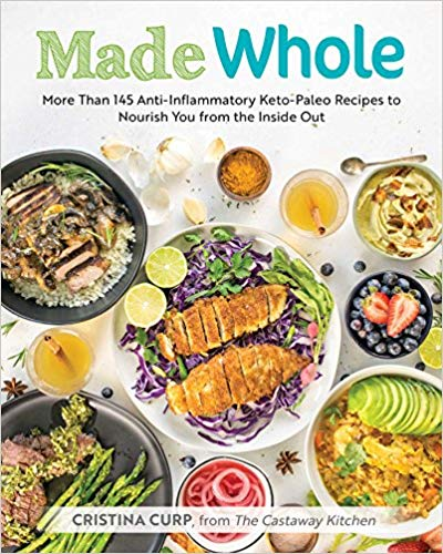 made whole, low carb cookbook