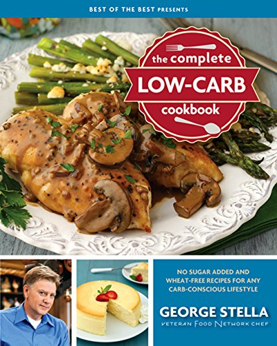 the complete low carb cookbook, low carb cookbook