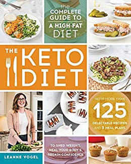 the keto diet, low carb cookbook
