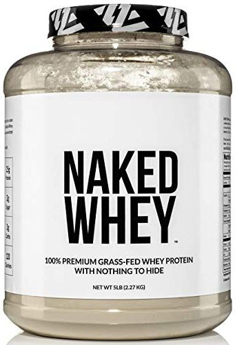 low carb protein powder, naked whey