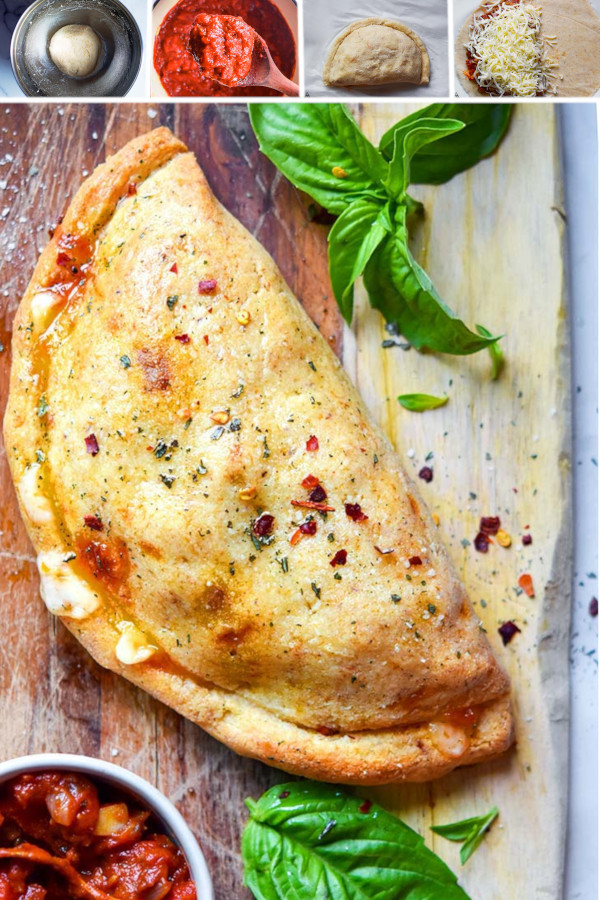 I think the crust makes the pizza. For those who agree, what is your favorite yummy pizza crust? #ketocalzone #lowcarbcalzone
