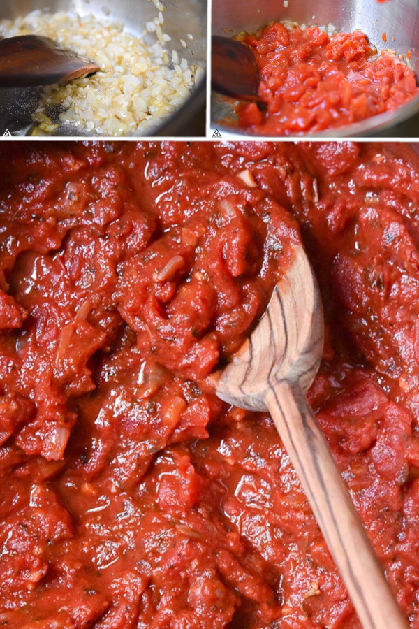 What's your favorite pairing with low carb spaghetti sauce? Zucchini noodles? Miracle Noodles? Share your favorite low carb sauce partner in the comments below! #lowcarbspaghettisauce #ketospaghettisauce