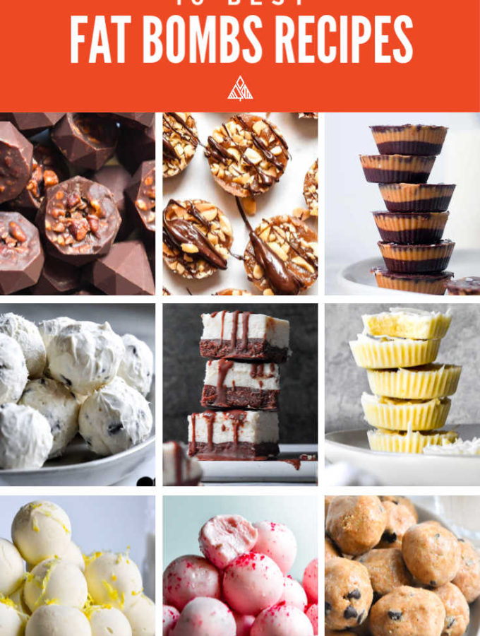 10 Best Fat Bombs (Keto + Low Carb!)
