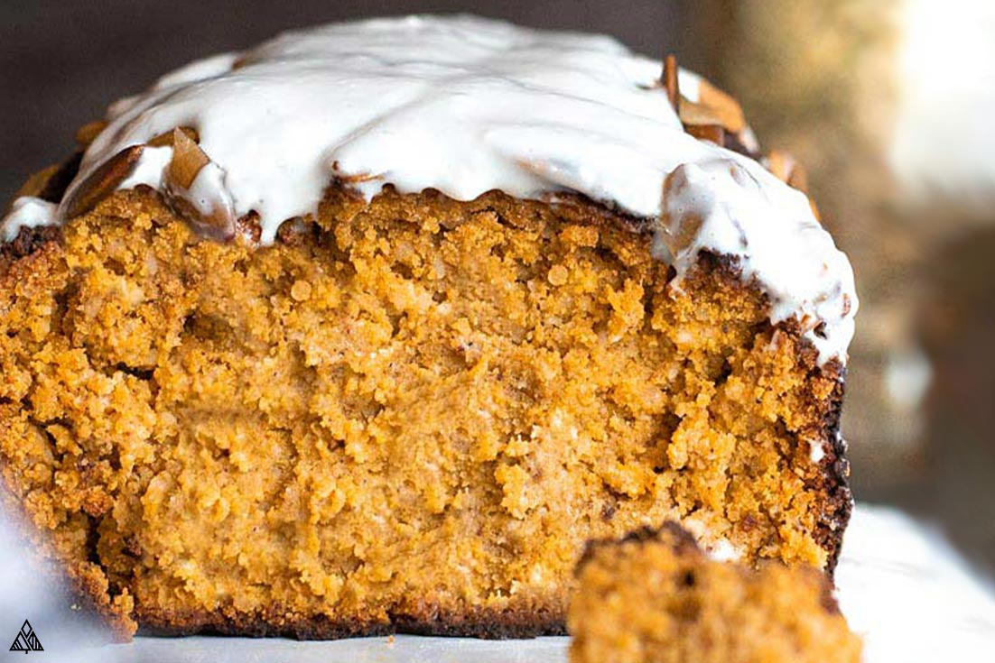 One of the low carb pumpkin recipes is low carb pumpkin bread