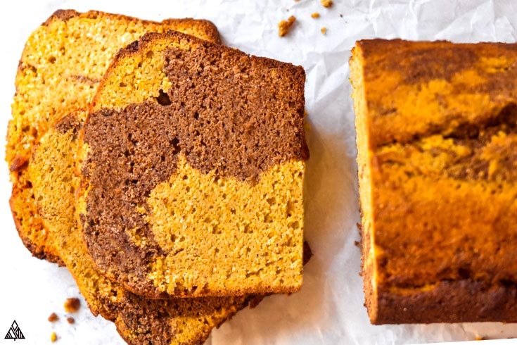 One of the low carb pumpkin recipes is healthy pumpkin bread