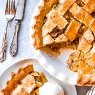 Low Carb Apple Pie (Easy + Keto!!)