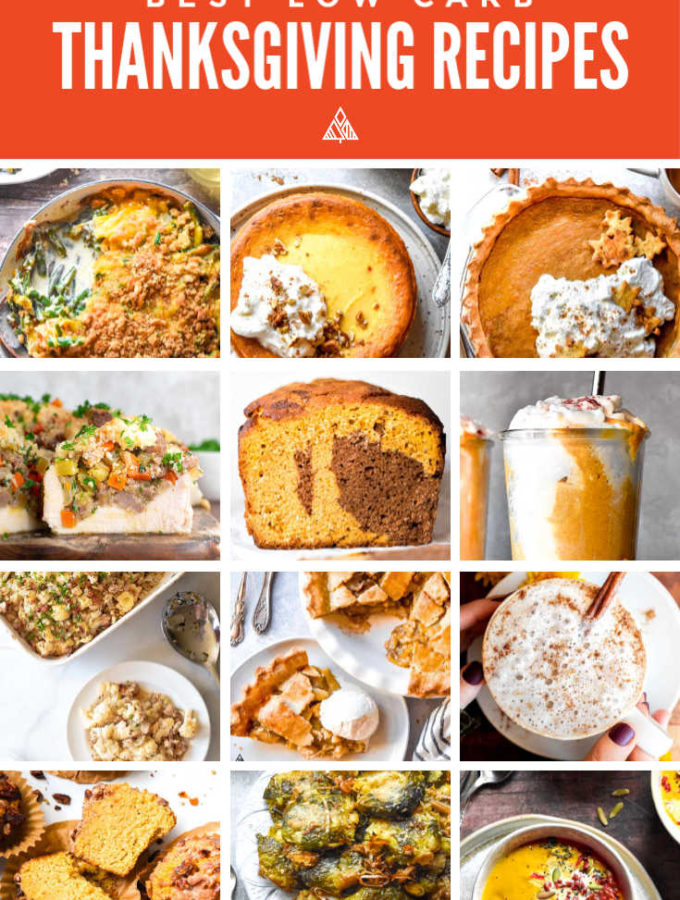 13 Best Low Carb Thanksgiving Recipes!