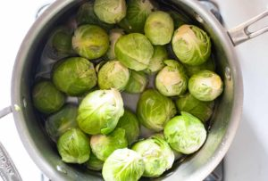 how to make burssel sprouts