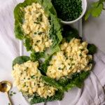 Best Ever Low Carb Keto Egg Salad