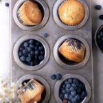 Low Carb Keto Blueberry Muffins (Crazy Easy!)